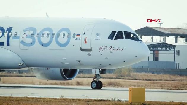 Yer: İstanbul! Uluslararası ilk uçuşunu yaptı