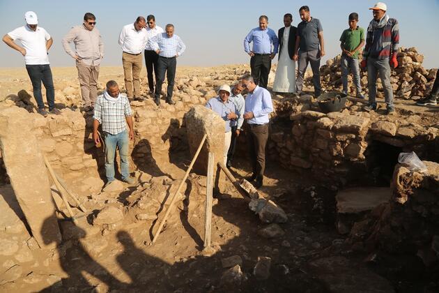 Şanlıurfa'da Göbeklitepe benzeri yapılar keşfedildi