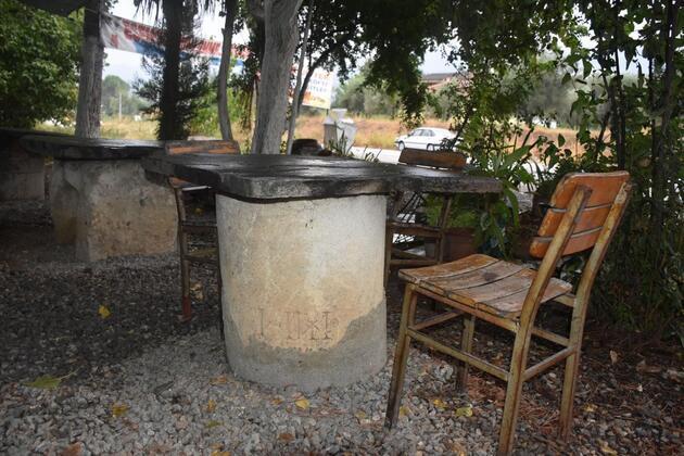 2 bin yıl öncesine ait! 35 yıl kahvehanede kullanıldı