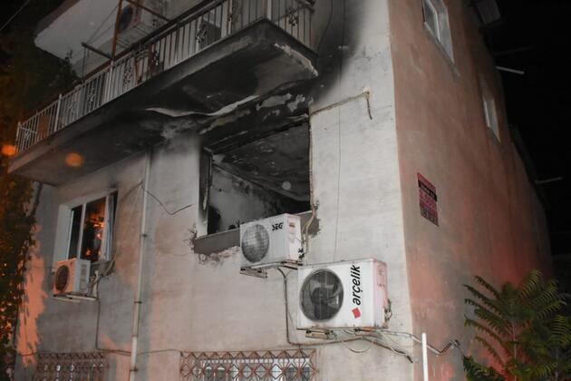 Gürültüyle patladı, mahalleli sokağa döküldü