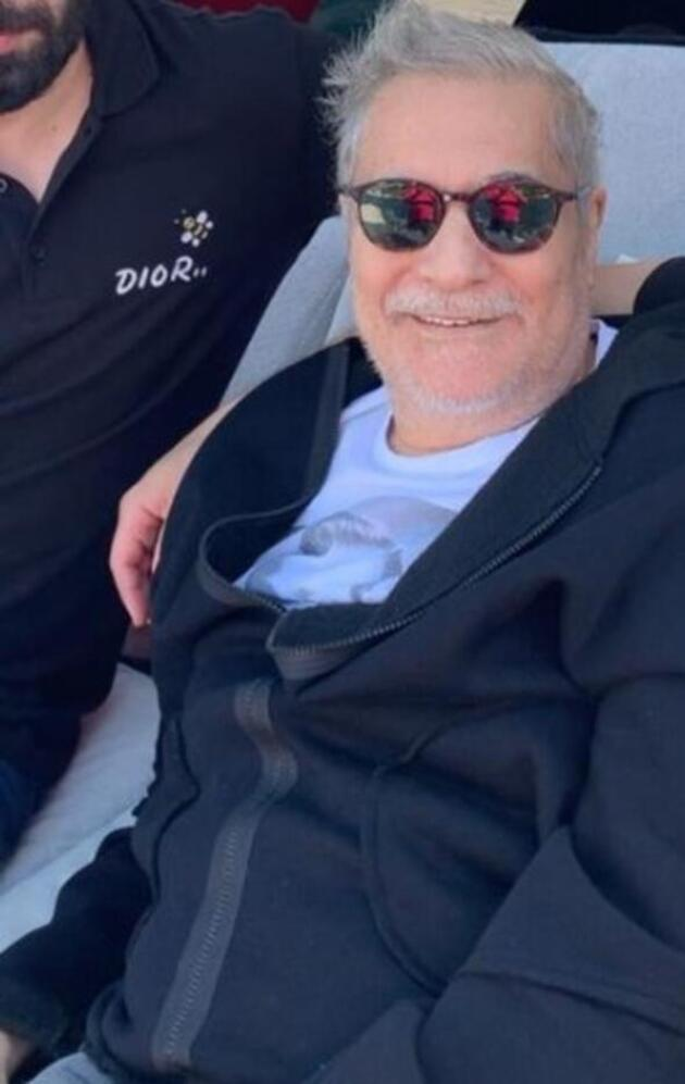 Mehmet Ali Erbil aylar sonra denize açıldı