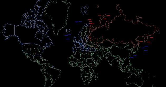 İşte ABD ile Rusya arasındaki nükleer savaşın sonuçları: Saatler içinde 85 milyon insan ölecek!