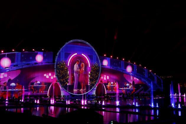 'Yedi Nota' gösterisi  Guiness Rekorlar Kitabı'na girdi
