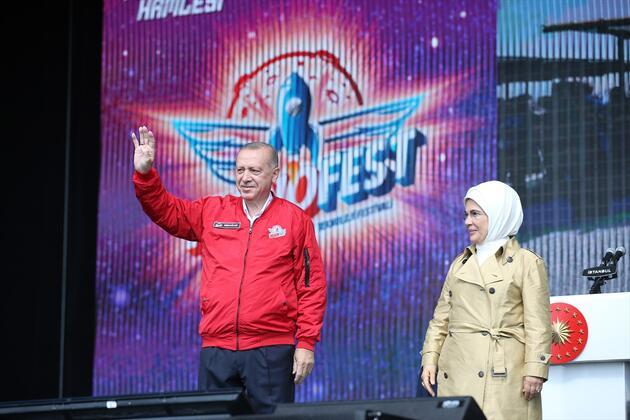 Yerli pikap aracın ismi belli oldu... Cumhurbaşkanı Erdoğan bizzat kullandı