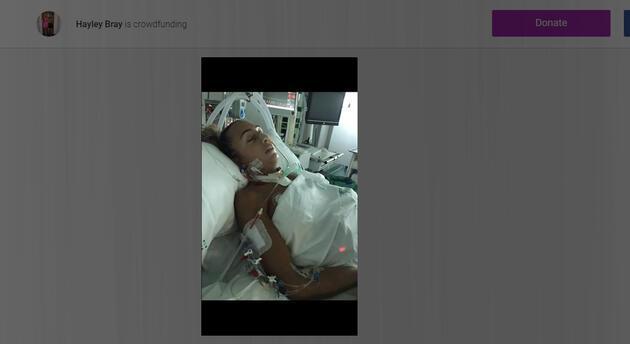 Tek başına nefes bile alamadı, felç oldu... Gizemli hastalığını doktorlar çözemiyor