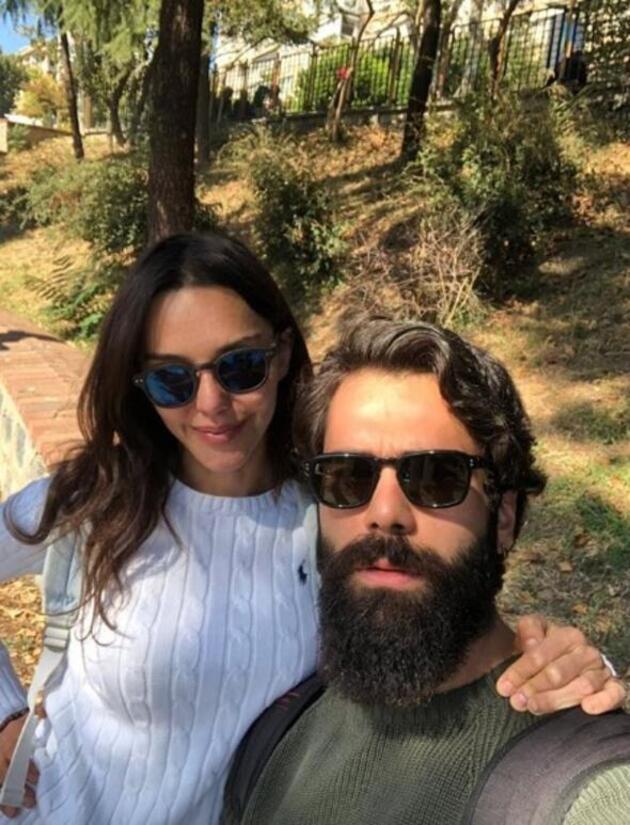 Hande Ataizi: Aramızda 20 yaş var ama sevgilimle fıstık gibiyiz