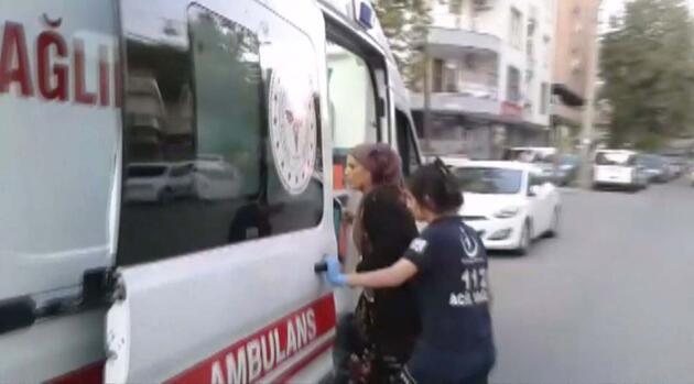 Adıyaman'da korkunç olay! Hamile kadını sokak ortasında dövdü