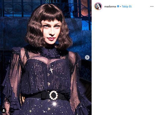 Madonna, sağlıklı yaşam detoksu için Antalya'ya geliyor