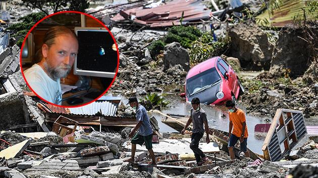'Deprem Kahini' Frank Hoogerbeets'ten İstanbul'daki deprem ile ilgili özel açıklamalar