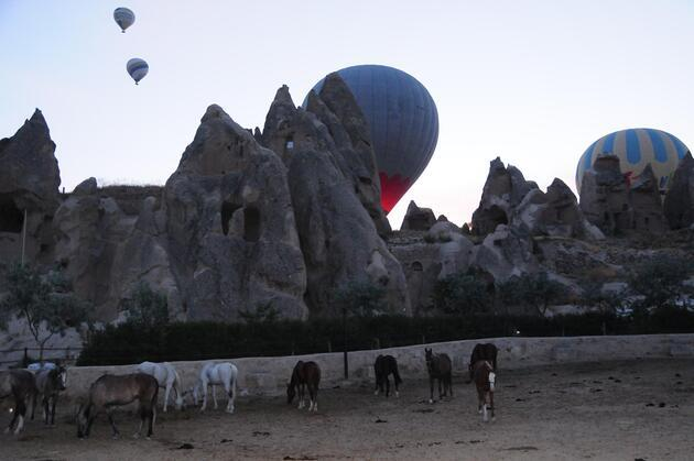 Kapadokya'da hedef 5 milyon turist
