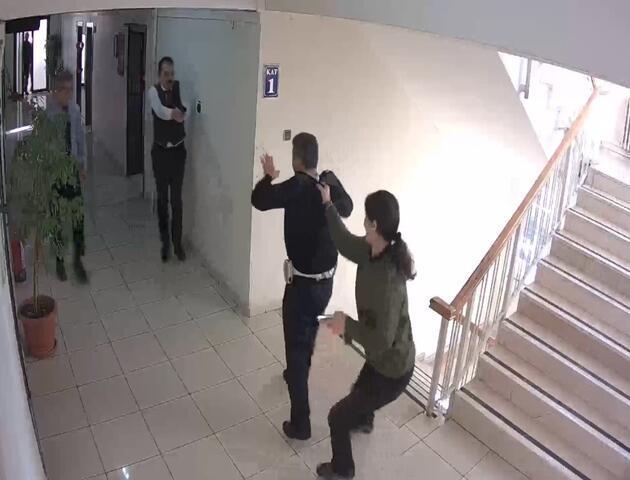 Rize Emniyet Müdürü Altuğ Verdi'yi şehit ettikten sonra böyle yakalanmış