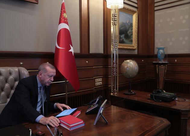 Son dakika... Cumhurbaşkanı Erdoğan, harekat emrini böyle verdi