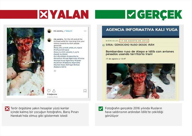 Terör örgütü yandaşlarının sosyal medya propagandalarına dikkat