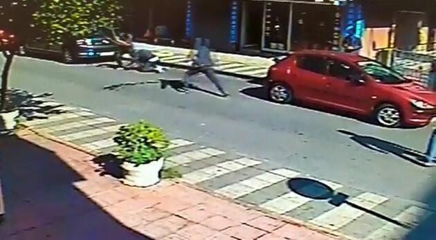 14 yaşındaki çocuğa pompalı saldırı