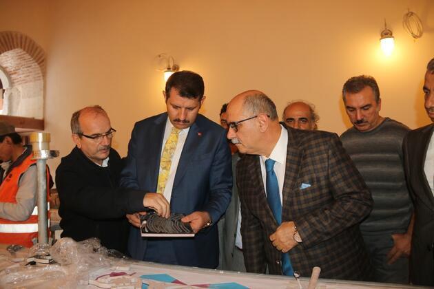 'Mavi Medrese' müzeye dönüştürülecek