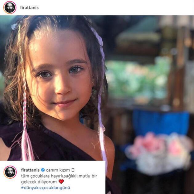 Ünlülerden 'Dünya Kız Çocukları Günü' mesajları