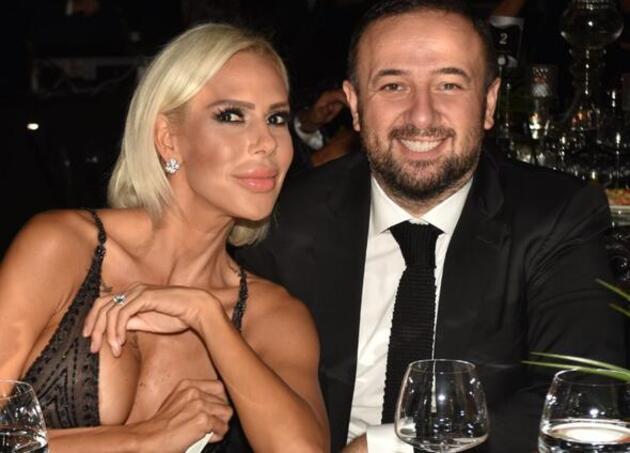 Ferruh Taşdemir ve Eftelya Kökbudak evlendi!
