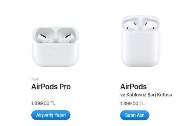 AirPods Pro alınır mı?