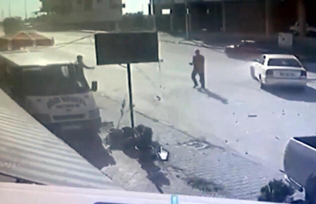 Kazaya neden oldu, yaralıya yardım etmek yerine telefonuyla konuştu