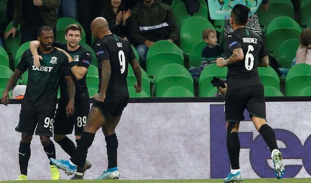 Trabzonspor Avrupa'ya veda etti