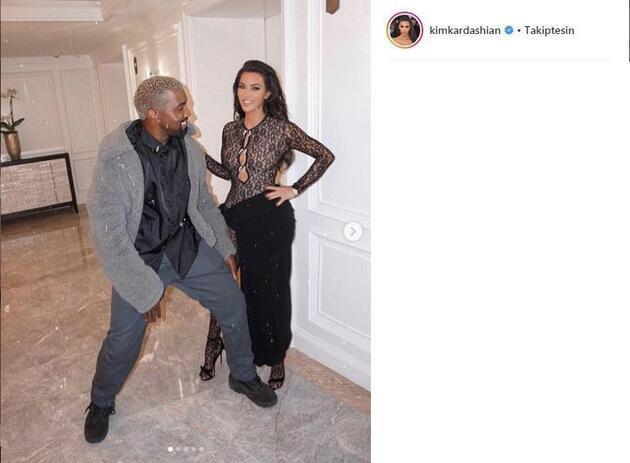 """""""Kanye artık açık giyinmemi istemiyor"""""""