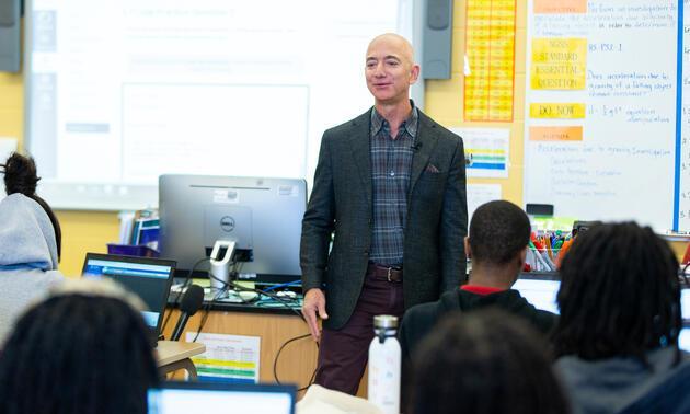 Jeff Bezos'u tahtından etti: İşte 'dünyanın en zengini'