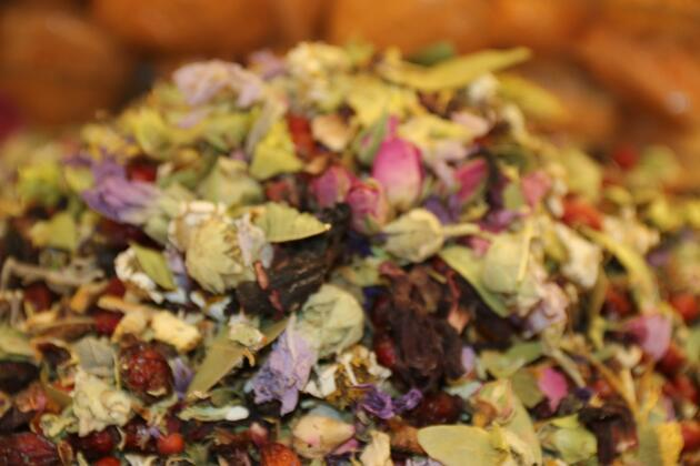 Kış çaylarının yeni gözdesi 'Osmanlı Çayı'