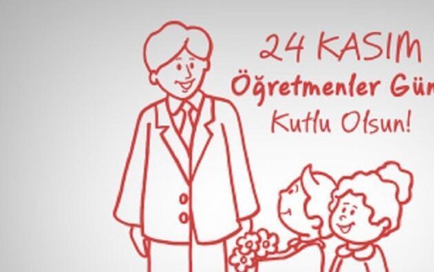 24 Kasim Ogretmenler Gunu Mesajlari Resimli Ataturk Sozleri