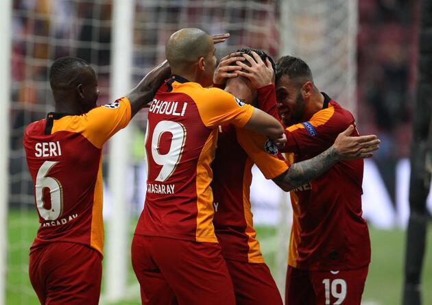 Galatasaray 90+1'de yıkıldı