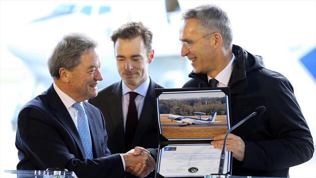 NATO'nun gökyüzündeki gözü! Milyarlık imzalar atıldı