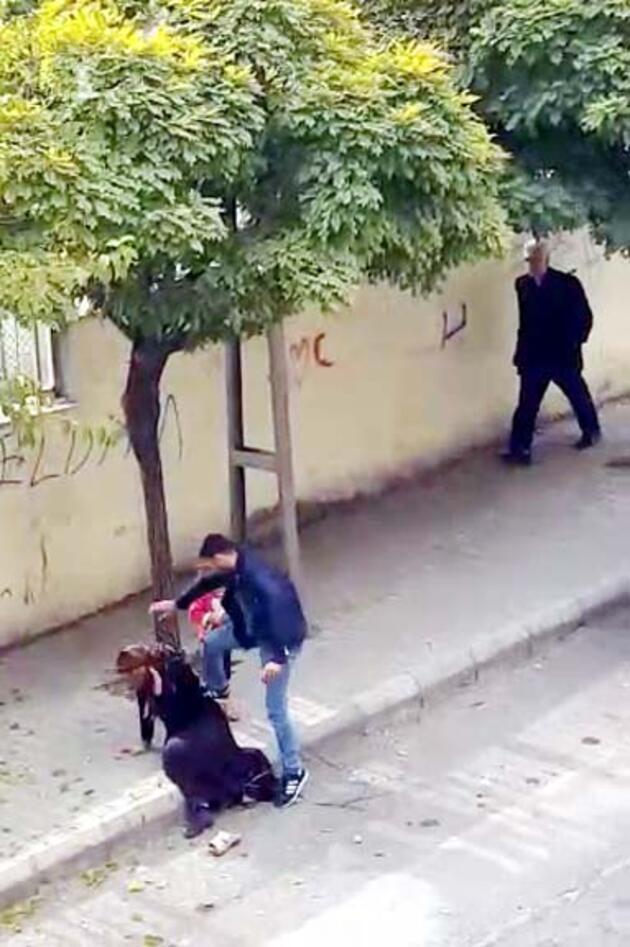 Serbest kalan dayakçı koca, bu kez tutuklandı