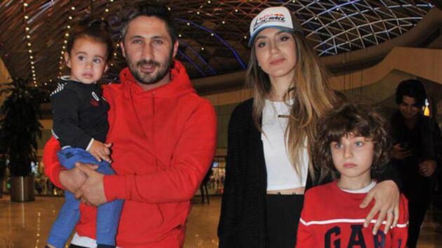 Sabri Sarıoğlu'ndan eşine 2,5 milyon TL'lik hediye