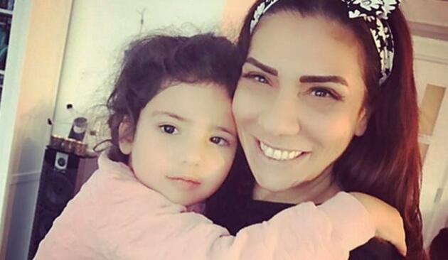 Işın Karaca'dan eski eşi Sedat Doğan'a tepki: Kızım çok korkuyor gelmesinden