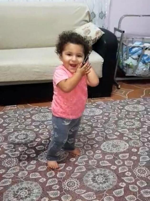 2 yaşındaki Birgün beton mikserin altında kaldı