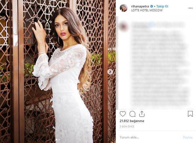 Kral ile fotoğrafları ülkede kriz çıkarmıştı: Rus güzellik kraliçesi 'ölüm'den kaçtı