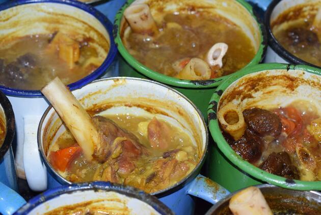 Iğdır'da asırlardır değişmeyen lezzet: Bozbaş