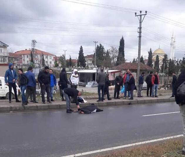 Yayaya çarpan ehliyetsiz sürücü tutuklandı