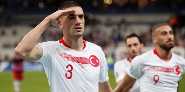 Merih Demiral'dan transfer ve EURO 2020 açıklaması