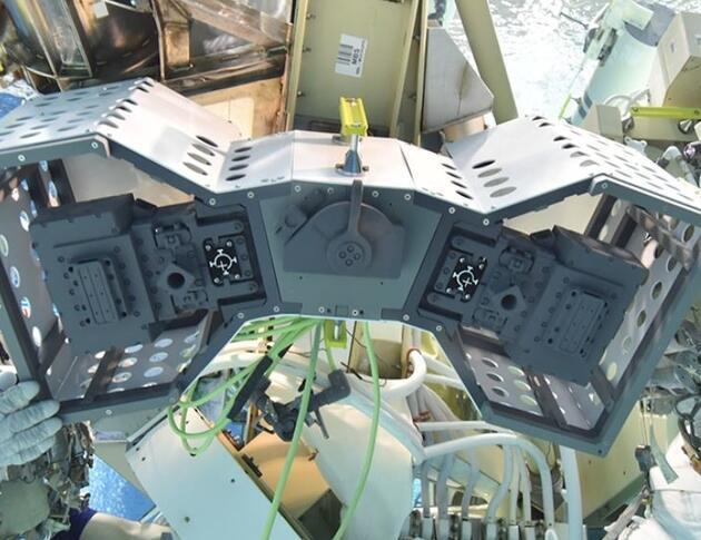 NASA ilk 'Robot Oteli'ni uzaya gönderiyor