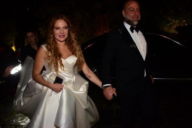 Naz Elmas ile Erol Özmandıracı evlendi