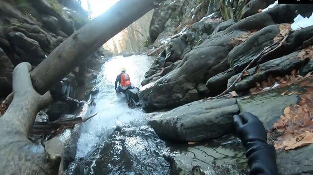 Uludağ'da kayıp amatör dağcılar işte böyle bulundu