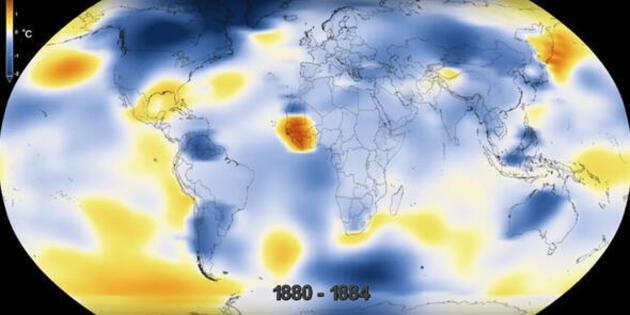 NASA'dan ürküten paylaşım: Dünya'nın sonunu adım adım getirecek tehlike