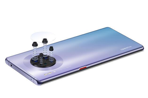 Huawei Mate 30 Pro, Ocak 2020'de Türkiye'de satışta