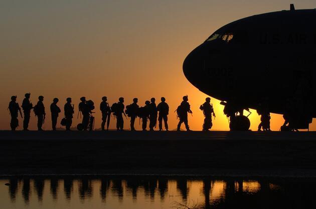 Pentagon'dan askerlerine 'DNA' uyarısı