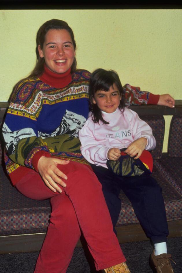 Bir dönemin çocuk yıldızıydı: 21 yaşında anne oldu 47 yaşında büyükanne