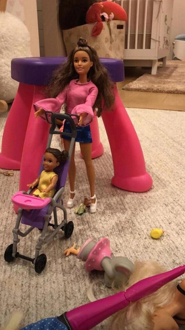 Kylie Jenner kızı Stormi'ye elmas yüzük mü hediye etti?