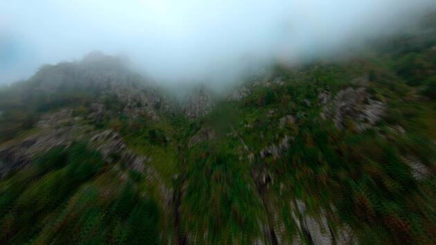 Drone ile Türkiye tanıtım videosu hazırladı