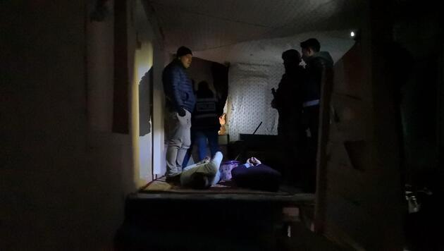 Bursa'da yılbaşı öncesi uyuşturucu operasyonu
