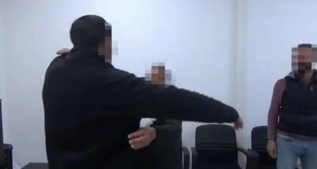 Mardin'de teslim olan terörist, ailesine kavuştu