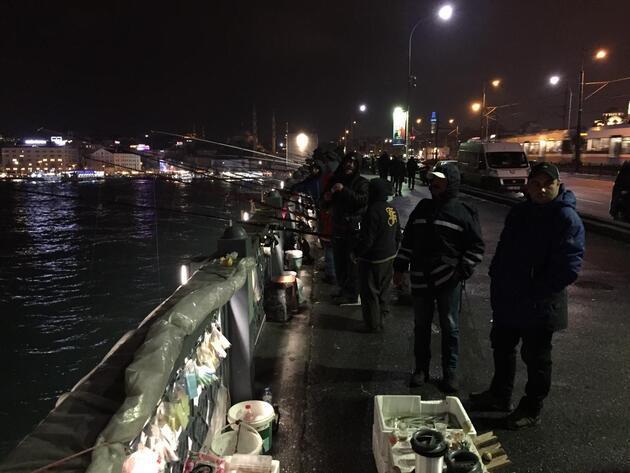 Yeni yılı balık tutarak karşılayacaklar